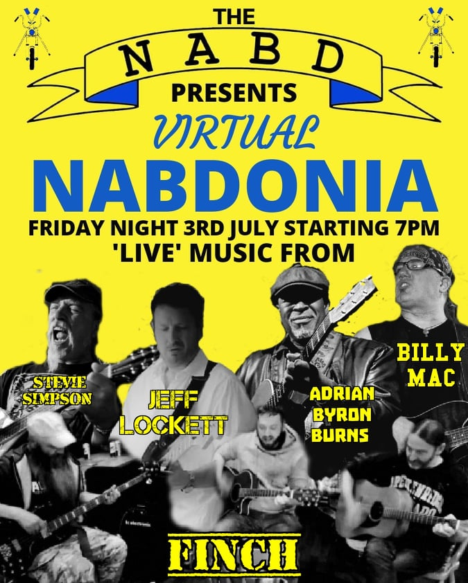 Virtual Nabdonia Friday Night Music