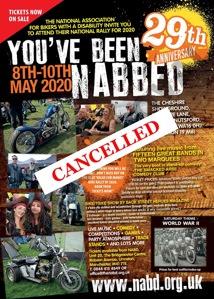 YBN 29 Cancelled
